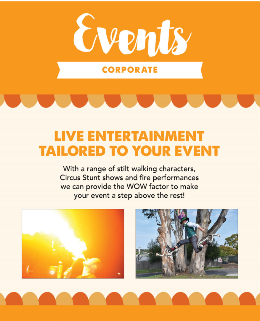events edited for website